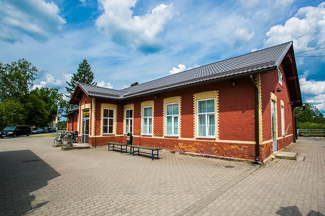 rapla raudteejaam