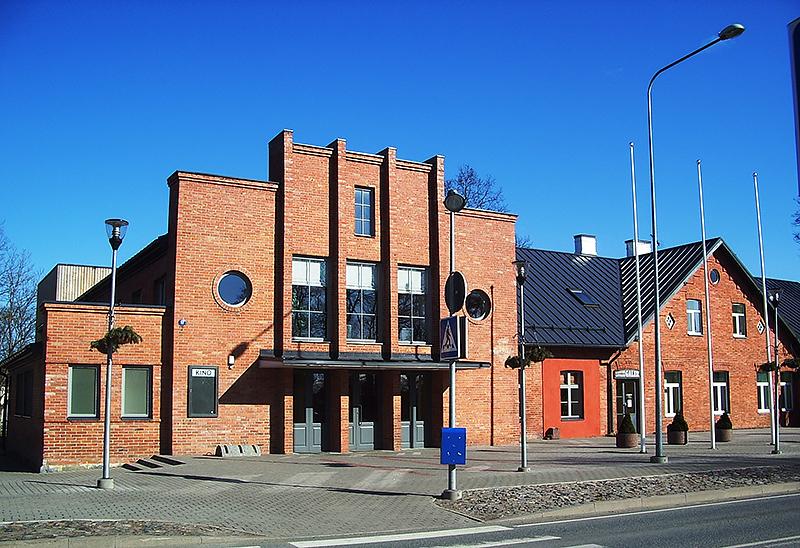 Kultuurikeskuse renoveerimine  tähendab mitmeid ümberkorraldusi
