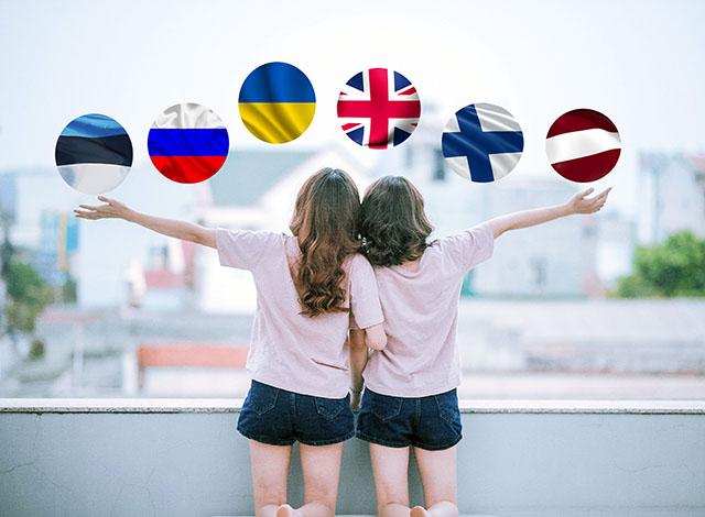 Eestis on kasvanud emakeelte mitmekesisus