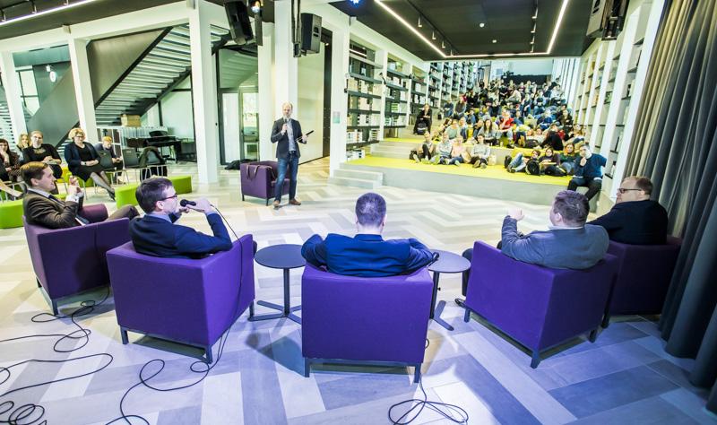 Tipp-poliitikud väitlesid Rapla gümnaasiumis Euroopa Liidu tuleviku üle